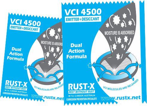 VCI 4500 Dual Action Pouch