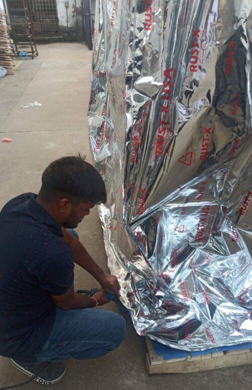 VCI Barrier Foils