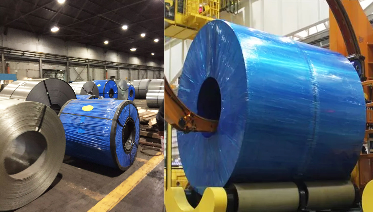 Steel Coil Packaging as a Good Packing Material